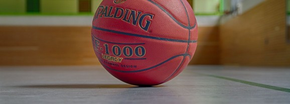 Basketball-Spiel am 14.Januar 2018