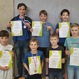 Gold, Silber, Bronze für die TVO Turnerbuben bei den Kreisschüler Turnwettkämpfen