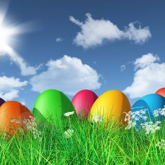 Wir wünschen Ihnen Frohe Ostern