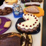 Herzlichen Dank an alle Helfern und Kuchenbäcker