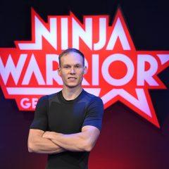 Marian Lotze bei Ninja Warrior Germany